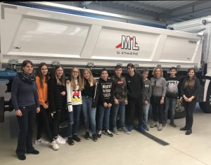 Projekt Schule und Unternehmen bei wezet in Markgröningen-Unterriexingen