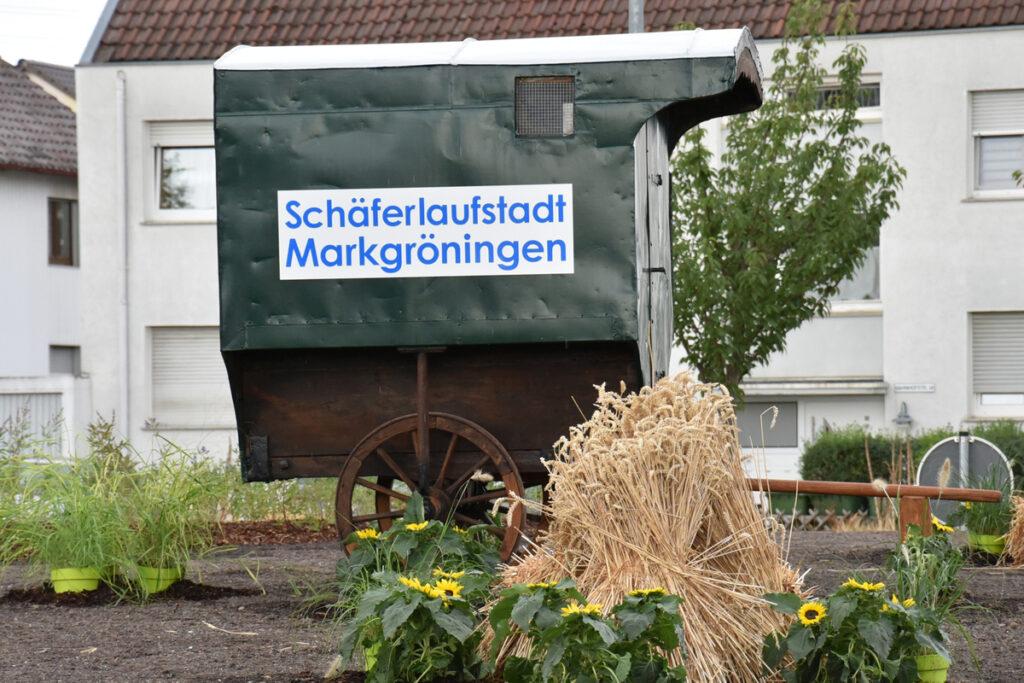 Historischer Schäferkarren in Markgröningen